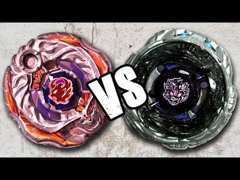 Saramanda Ifrit W145CF VS Diablo Nemesis X:D