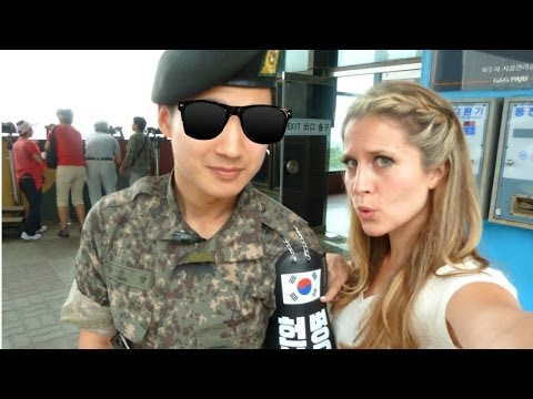 What NOT To Do at the DMZ  -- Border South Korea and North Korea