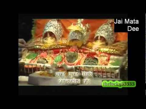 Jai Mata Di..maa Vaishno Ji Ki Aarti..anuradha Paudwal video