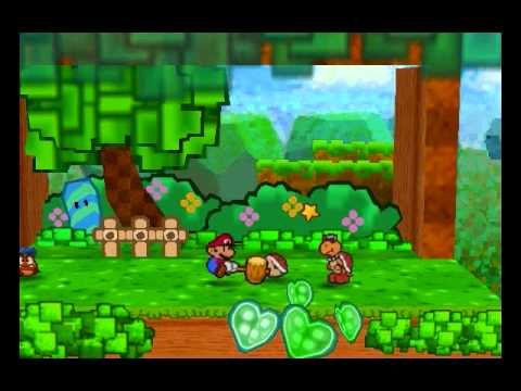 Paper Mario (BLIND) playthrough part 12: Heading for Koopa Village