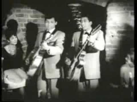 Blue Diamonds Ramona-1960 No.1 Hit Song