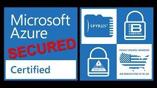 Securing MS Azure IoT
