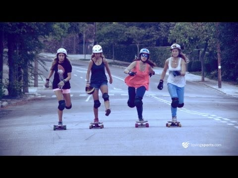 Desafo Lovingsports: Longboard Girls Crew vs Josef Ajram