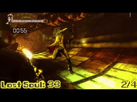 DmC Devil May Cry: Mission 6 - All Collectibles Locations (Lost Souls, Keys, Secret Doors) - HTG