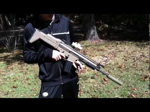 Dboy FN Scar Airsoft Gun Review