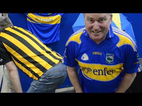 Pat Shortt All-Ireland video