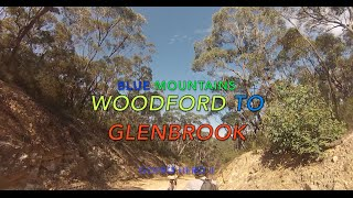 Woodford to Glenbrook Bike Ride | GoproHero3