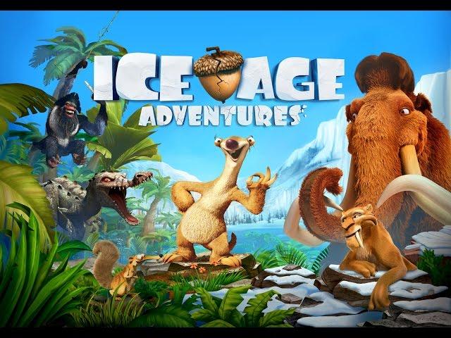 Скачать бесплатно игру для iPhone Ледниковый период: Приключения (Ice age:
