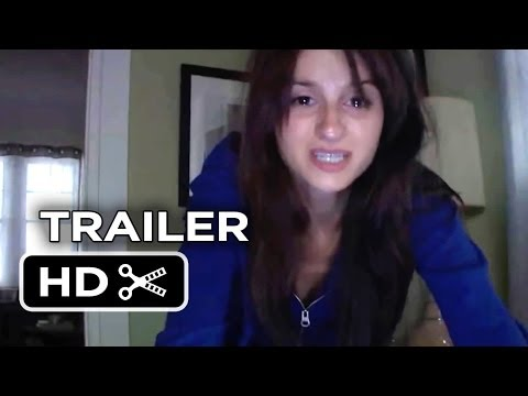 The Den Official Trailer #1 (2014) - Melanie Papalia Horror Movie HD