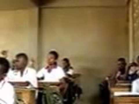 Ghana SPCA's Humane Ed Program at Trust Academy