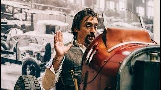 Richard Hammond goes up Prescott Hill Climb in a vintage Bugatti (NL subtitles)