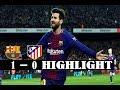 Barcelona Vs Atletico Madrid 1 0 All Goals Highlights La Liga 04 03 2018 mp3