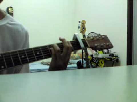 dunia batinku akustik (cover ella ft Tam)