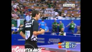 Table Tennis Best Point 6