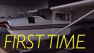 CRAZY TIME FLYING IN A PLANE FOR THE FIRST TIME // Experiences With Steve