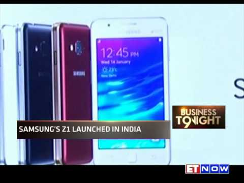 Samsung Launches Budget Smartphone Z1 In India Which Has A Tizen OS
