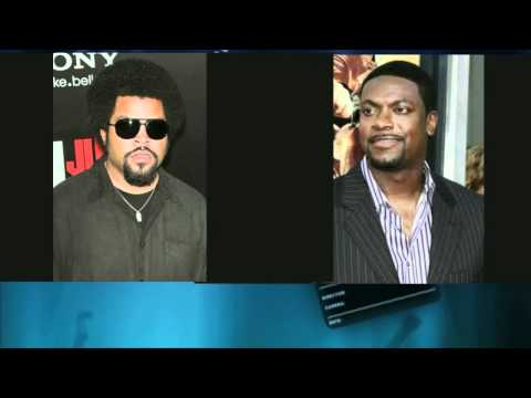 Chris Tucker And Ice Cube New Friday Movie video