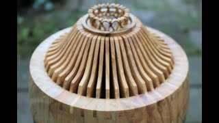 Woodturning - The 'Continental' Vessel