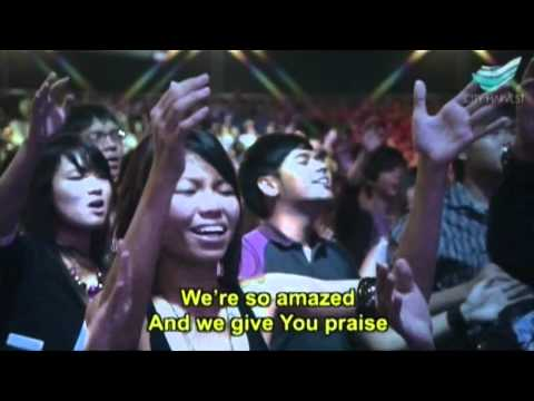Thank You For The Cross (mark Altrogge)  City Harvest Church video