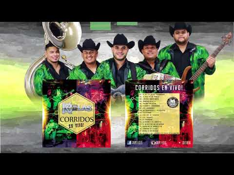 Corridos En Vivo - Grupo K-Belas (Disco Completo) Linea Sogni