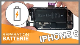 Remplacement Batterie iPhone 6 Tutoriel
