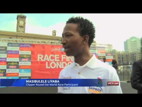 SA youths sail around the world for Nelson Mandela Children's Hospital