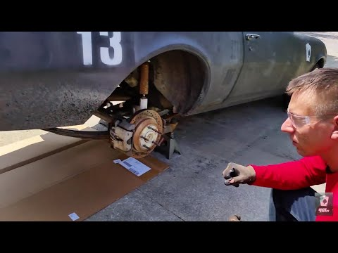 ls1 swap. Best Cheap disc brake conversion upgrade. 12 bolt, 10 bolt chevy axle, classic muscle