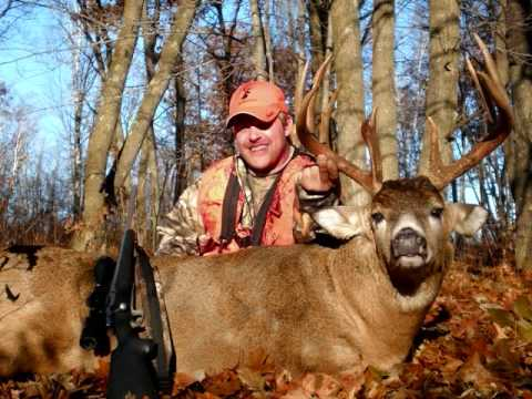 Whitetail Bucks from MN 2009 Firearm Video