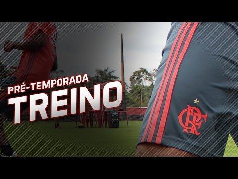Pré-temporada | Goleiros + físico + bola | 12/01/2017 – Tarde