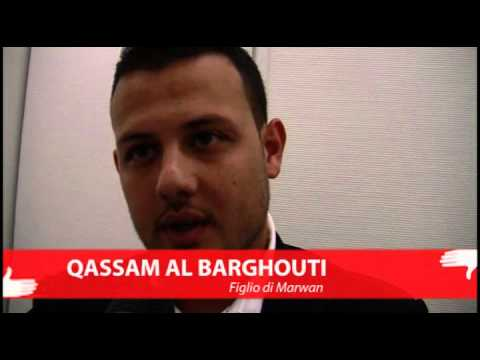 Liberta' per Marwan Barghouti e i prigionieri palestinesi
