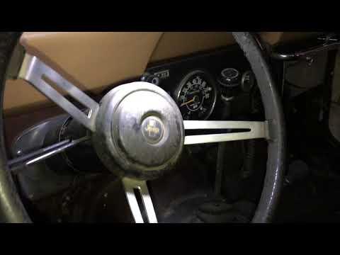 Jeep CJ7 Tilt Steering Problem