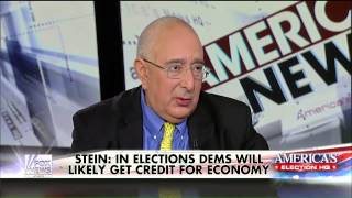 """America : Ben Stein says Obama is the """"Most Racist"""" President in American History (Nov 02, 2014)"""