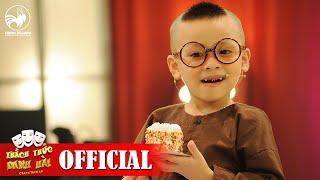 Video clip Thách Thức Danh Hài mùa 2 | Cậu bé 4 tuổi thuộc lòng hài trên YouTube