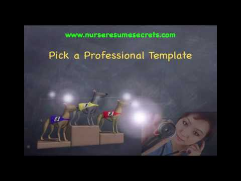 Nurse Resume - Five Secrets to Write a Powerful Nurse Resume