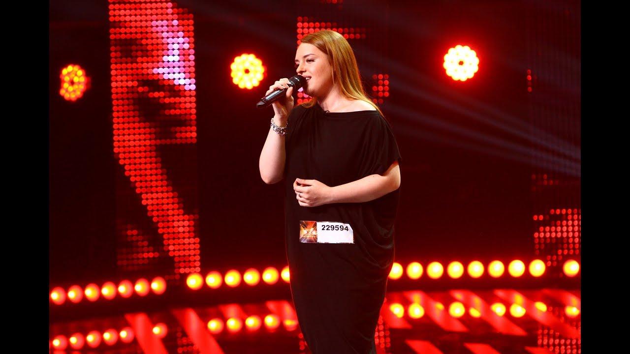"""Cher - """"Believe"""". Vezi interpretarea Alexandrei Șipoș la X Factor"""