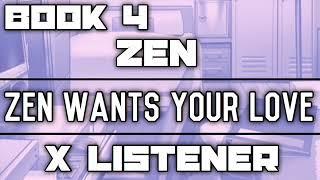 (Zen X Listener) ||| ANIME ASMR ||| ?Zen Wants Your Love?