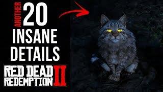 20 INSANE Details in Red Dead Redemption 2 (Part 4)