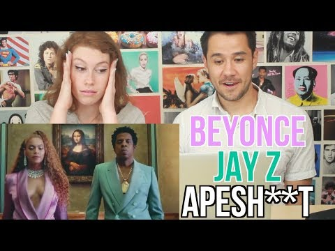 APESH**T - BEYONCE JAY-Z - EVERYTHING IS LOVE - REACTION