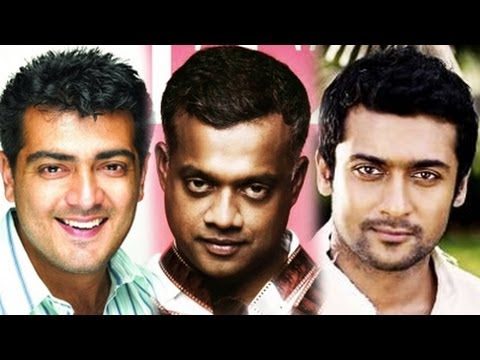 Gautham Menon learns Music