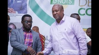 Free SHS is here to stay; I will not discontinue it- Mahama