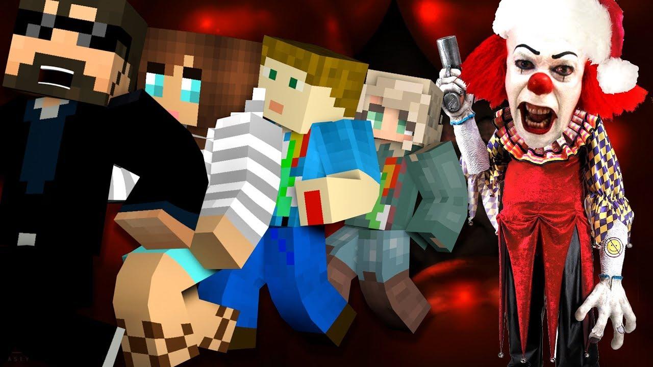Minecraft: IT MURDER | MODDED MINI-GAME