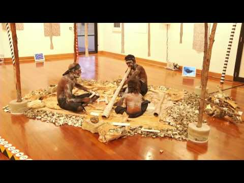 Ruark Lewis: Survey Part II - Aboriginal Dance Performance