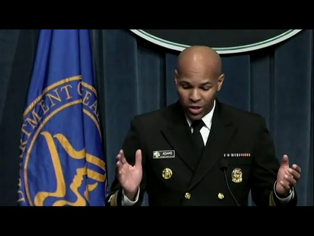 US Surgeon General: E-cigarette youth use epidemic