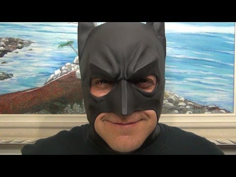 Batman sings Spiderman Theme Song ( cover by Masquerade Singer...