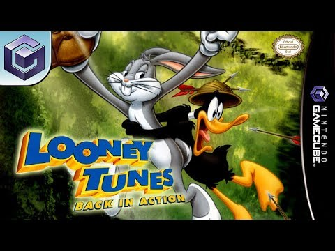 Longplay of Looney Tunes: Back in Action