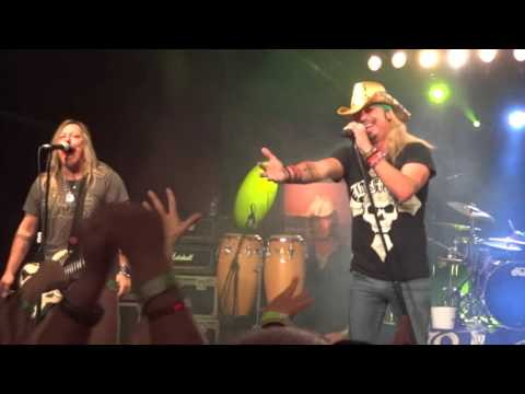Bret Michaels Rock N' Roll All Night - Club LA Destin Florida 03 / 17 / 2016