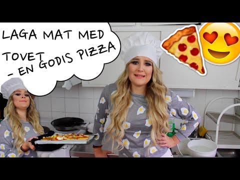 LAGA MAT MED TOVET - En Godispizza?!