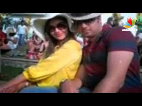 Kajal Agarwal Seen With Her Mumbai Industrialist Boy Friend | Holidaying In Dubai video