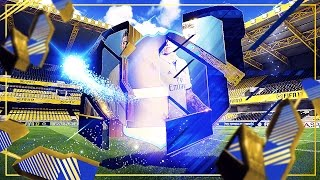PIERWSZY TOTS PACK OPENING!!! FIFA 17 ULTIMATE TEAM