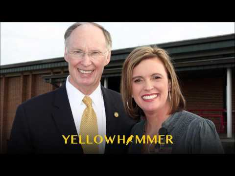Governor Bentley's romantic conversation with mistress